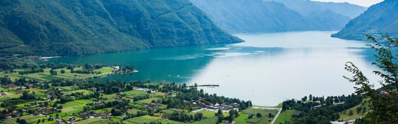 Gardasøen Italien