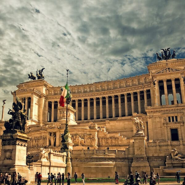 roma med primo tours