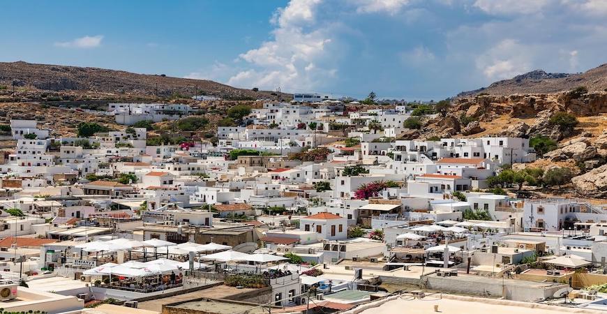 rhodos Grækenland