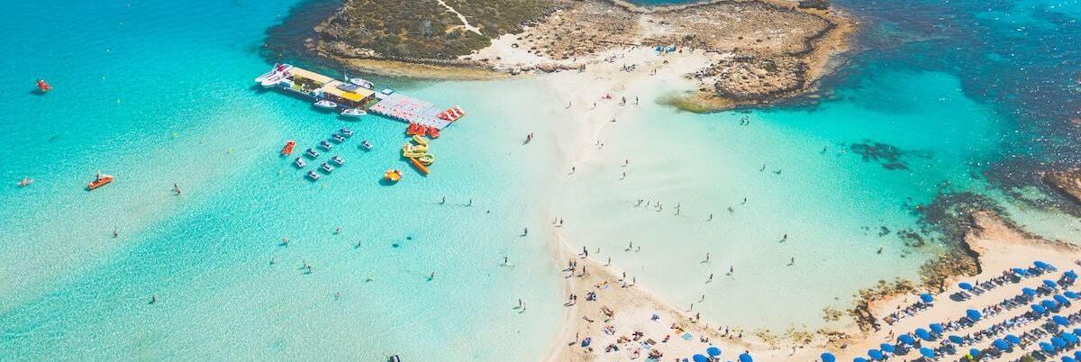 Ayia Napa Cypern