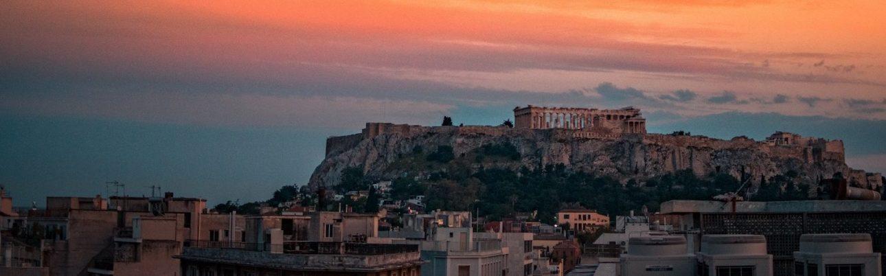 athen_by Grækenland