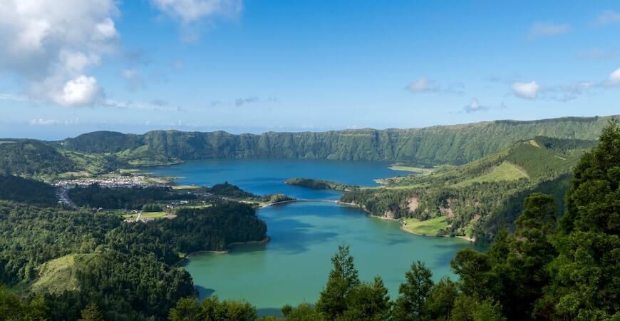 azorerne krater