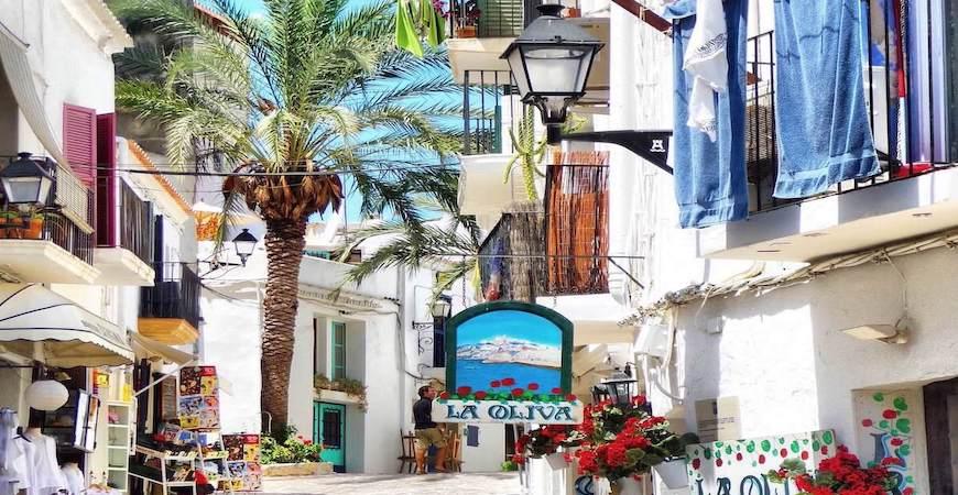 ibiza Spanien