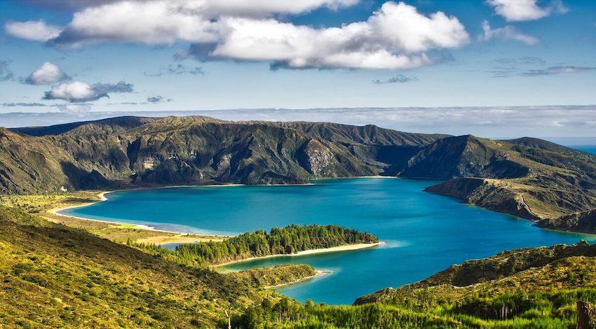 Azorerne Portugal