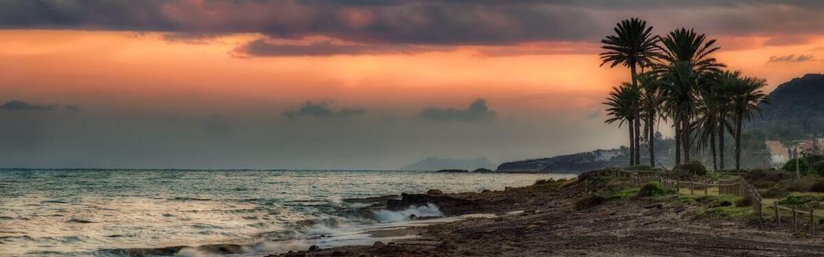 Almeria Spanien