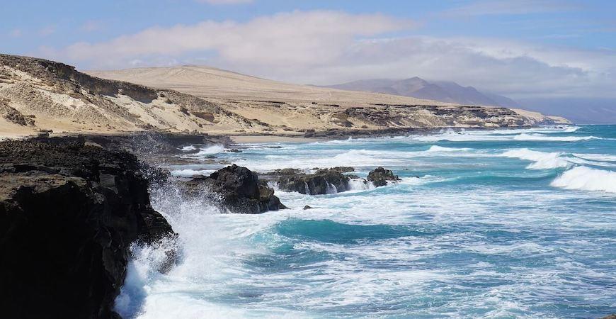 De kanariske øer Spanien