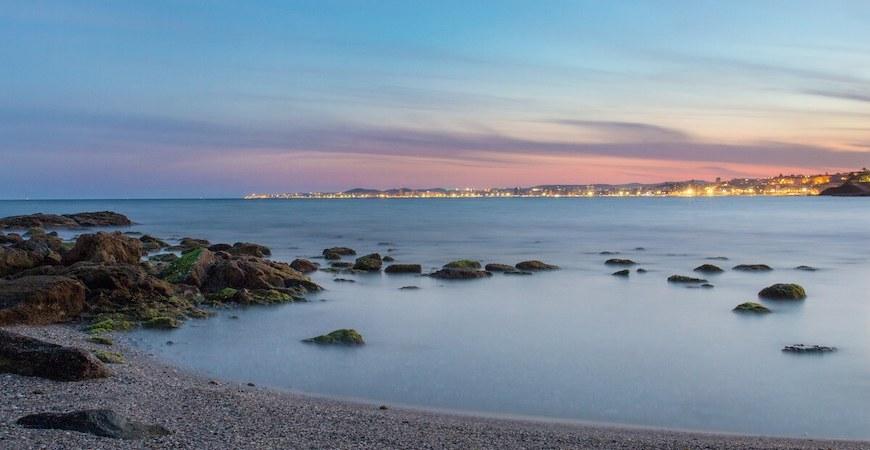malaga Spanien