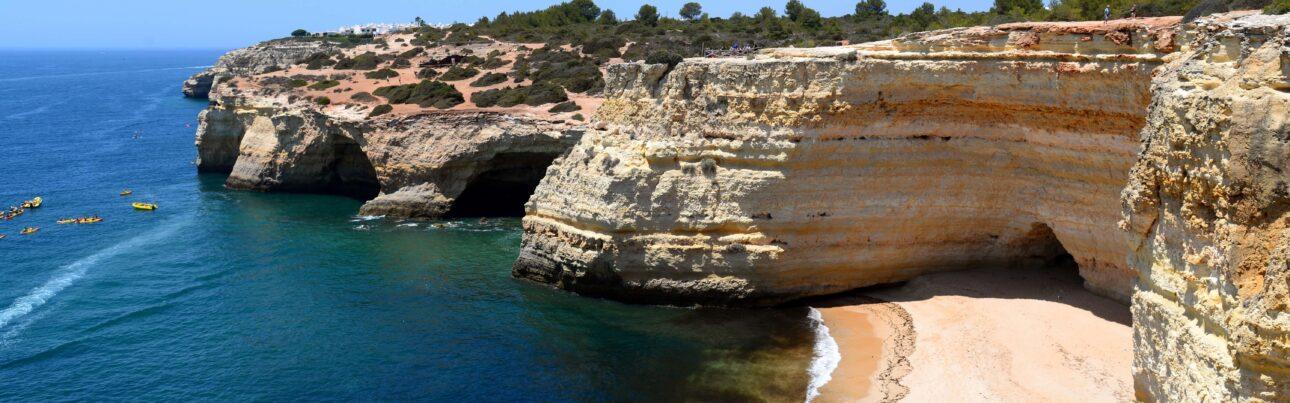 Algarve_kysten