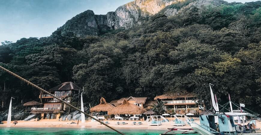 El Nido filippinerne