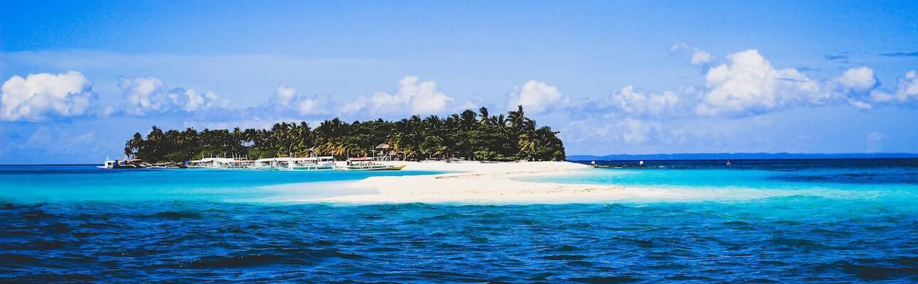 rejs til cebu - kalanggaman island