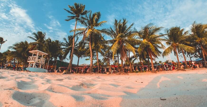 Boracay Filippinerne