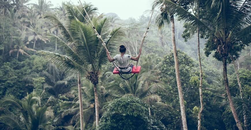 Ubud bali Indonesien