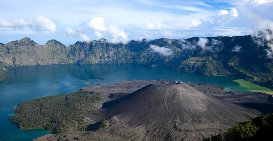 lombok Indonesien