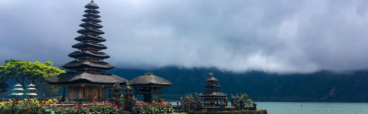 rejs til bali Indonesien