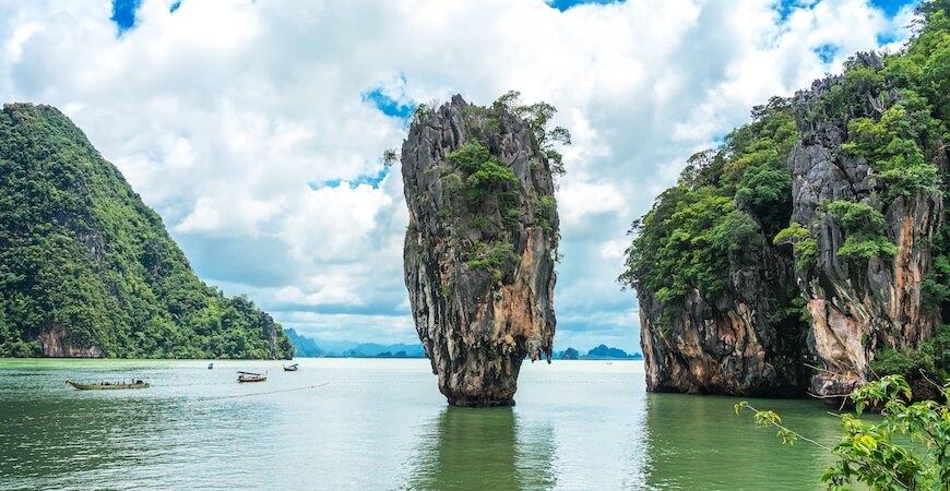Rejs til phuket thailand