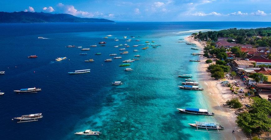rejs til lombok