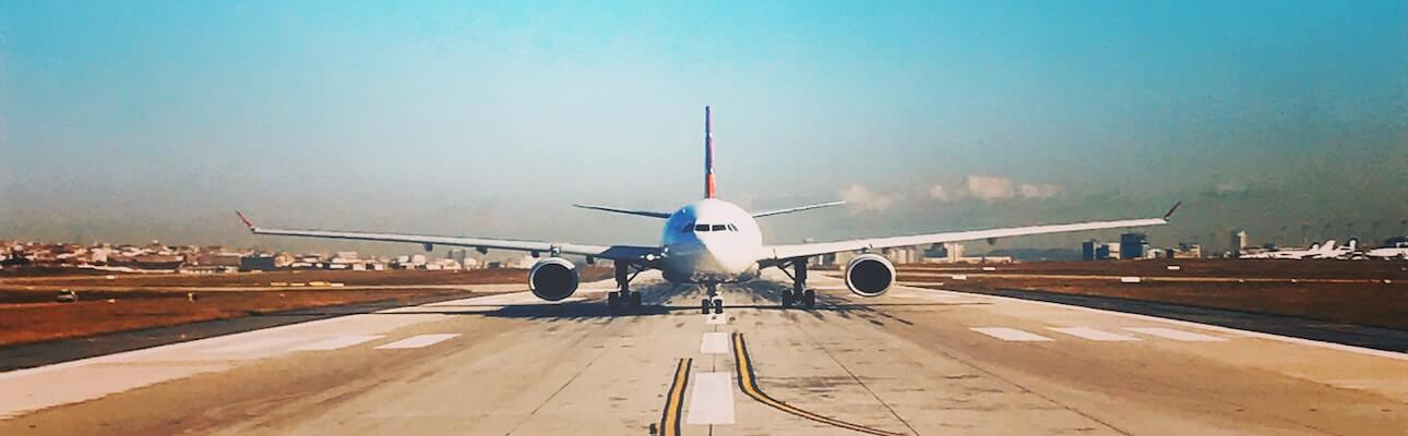 verdens største lufthavne