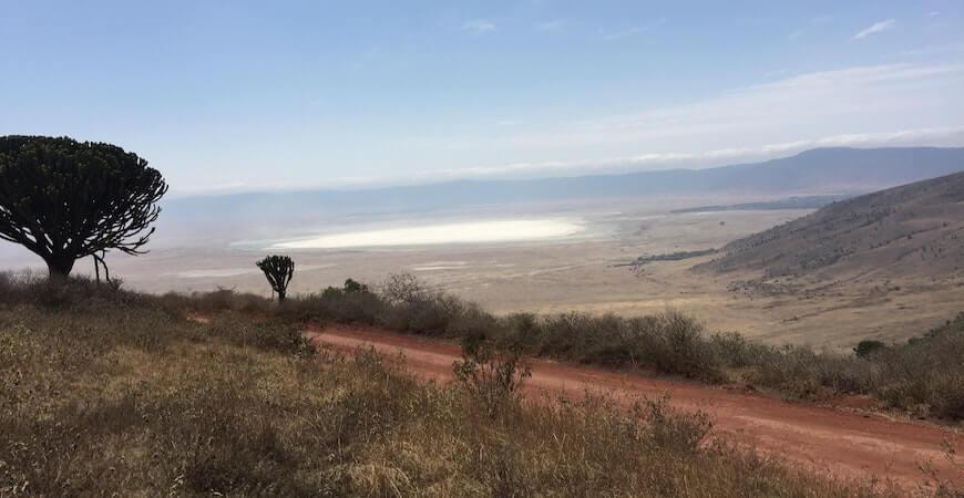 Ngorongoro krateret tanzania2