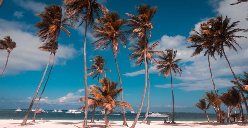 punta cana verdens bedste strand