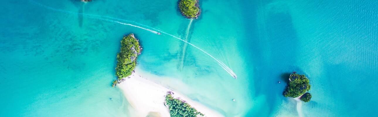 thailand øer