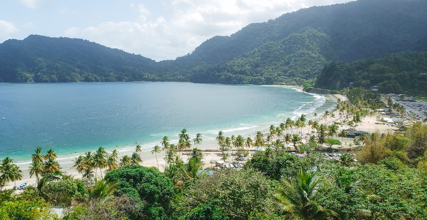 trinidad og tobago strand