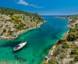 krydstogt kroatien
