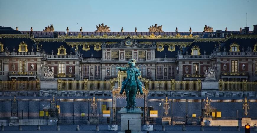 Versailles slottet paris