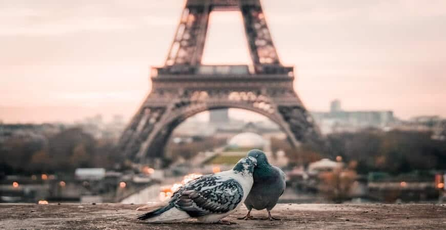 Paris frankrig