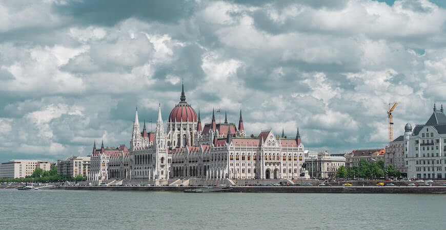 Parlament Budapest Ungarn