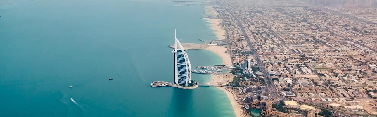rejs til dubai forenede arabiske emirater