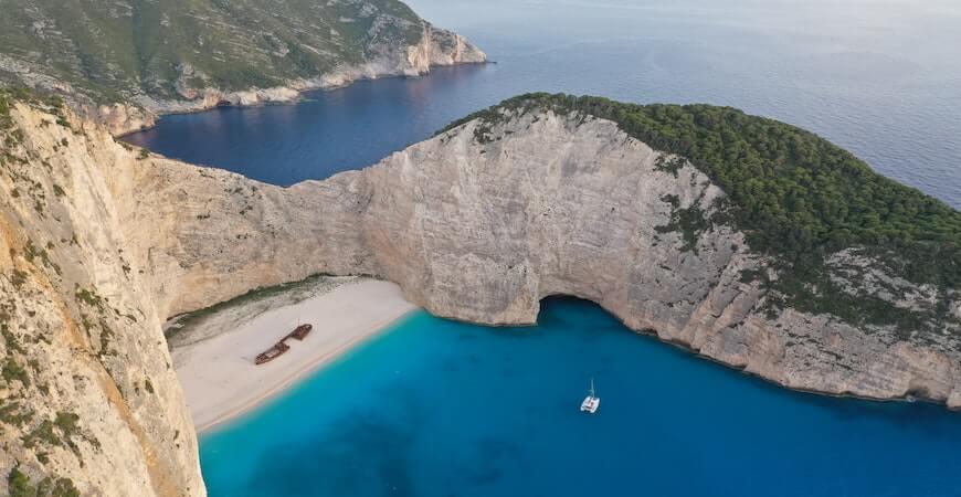 zakynthos grækenland rejse
