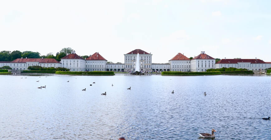 rejs til münchen tyskland