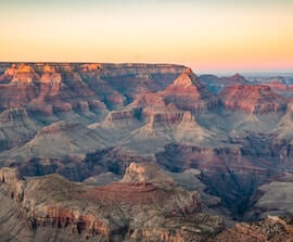 oplev verden grand canyon