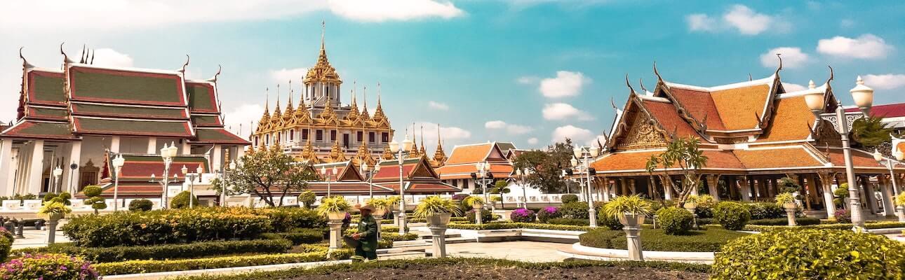 thailand seværdigheder