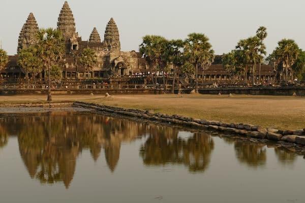 rejs til angkor wat cambodja