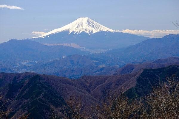 rejs til Fuji Japan