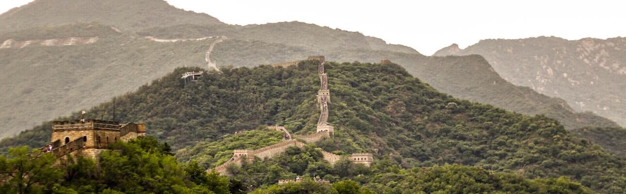 seværdigheder den kinesiske mur