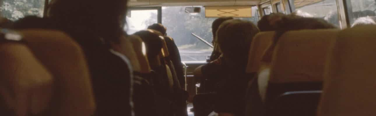 grupperejser i bus