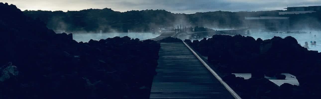 den blå lagune island