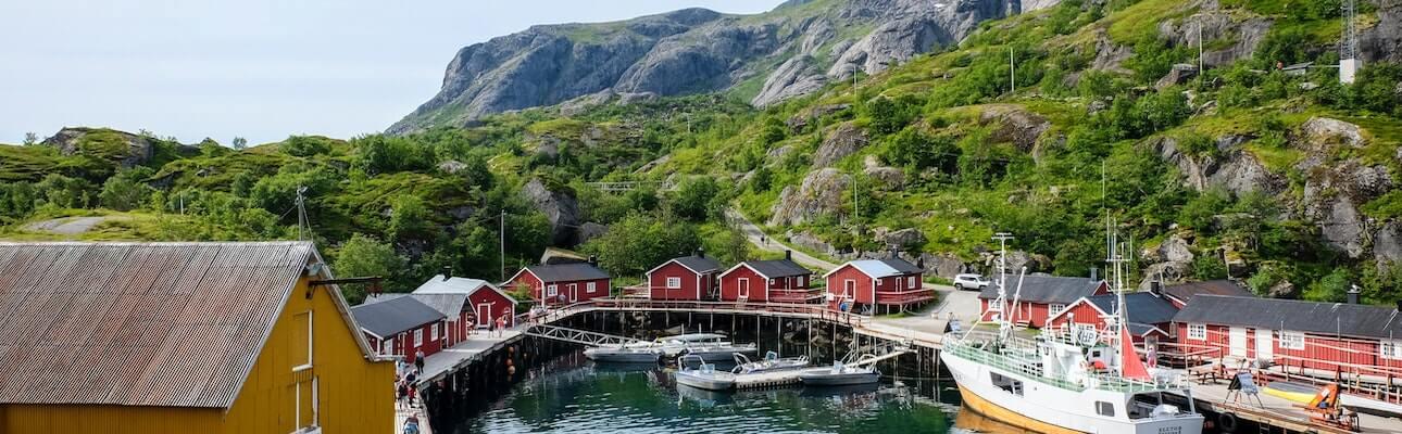 vandreferie Norge